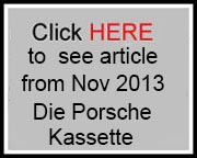 Link to Die Porsce Kassette article